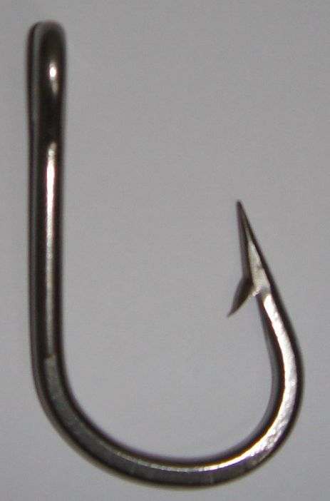 Stainless Steel Fishing Hook size3